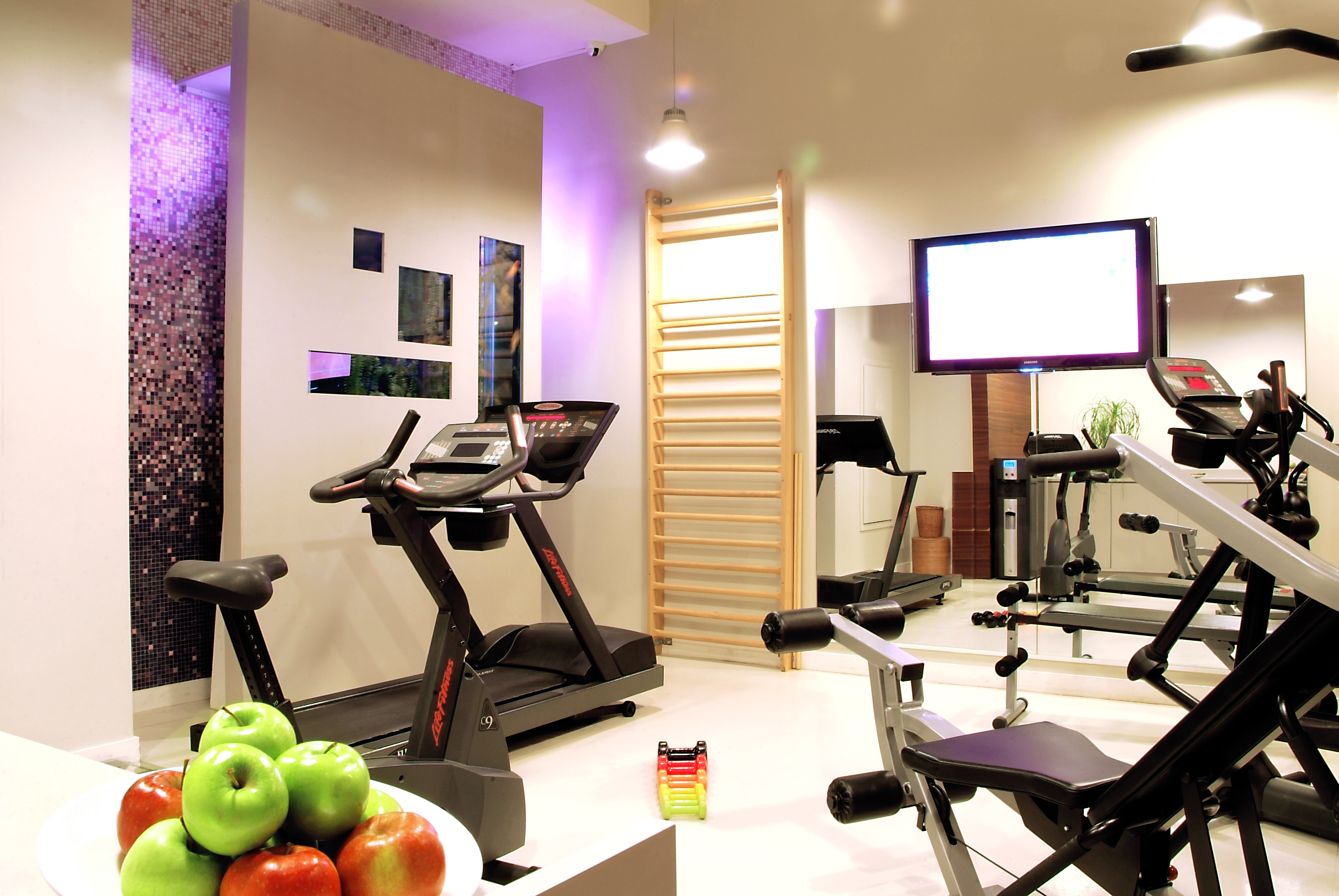 Spa Fitness Luxury Five 5 Star Hotel In 6th Arrondissement
